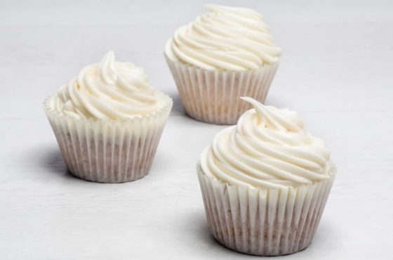 Cream Cheese Flavoured Icing