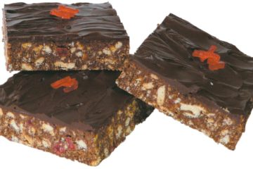 CO BLACKFOREST FUDGE SLICE
