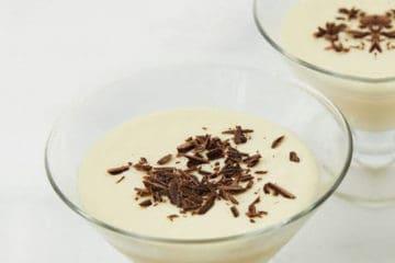 White Mousse Mix