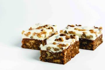 Country Oven Coffee & Walnut Fudge Slice Mix