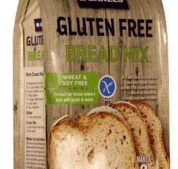BAKELS GLUTEN FREE BREAD MIX*