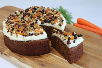 GOLD LABEL Carrot Cake Mix – 3Kg (6x500g)