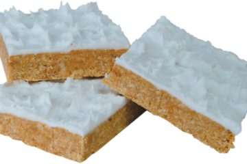 COUNTRY OVEN LEMON AND GINGER FUDGE SLICE MIX