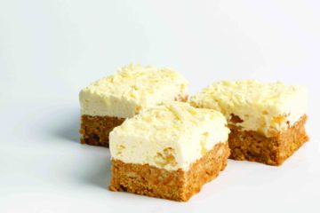 Country Oven Lemon & Ginger Fudge Slice Mix – 4Kg