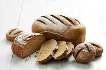 Native American Rye Bread Base
