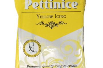 PETTINICE RTR YELLOW ICING (MB)