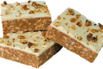 COUNTRY OVEN COFFEE AND WALNUT FUDGE SLICE MIX