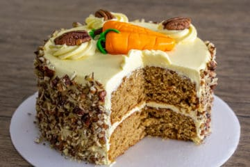 Easy Make Carrot Cake Mix