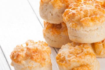 CHEESE SCONES (Gluten Free)