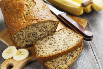 GOLD LABEL Gluten Free Banana Bread – 3Kg (6x 500g)