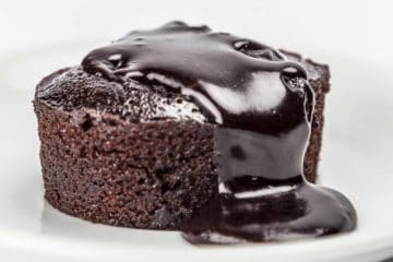 Bakels Chocolate Lava Cake Mix