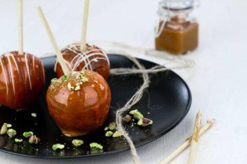 Halloween Easy Caramel Apple